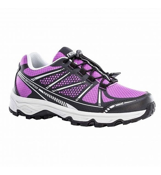 Zapatillas Trekking Mujer Impermeables Endurance