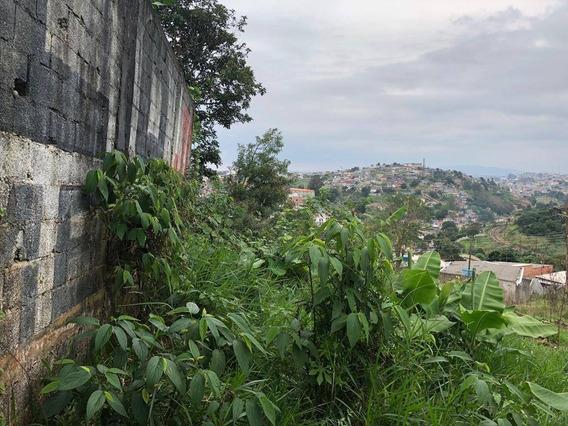 Terreno À Venda, 250 M² Por R$ 44.000 - Jardim Nossa Senhora Aparecida - Francisco Morato/sp - Te0034