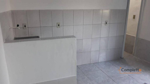 Imagem 1 de 13 de Kitnet Com 1 Dormitório Para Alugar, 25 M² Por R$ 400,00/mês - Taquara - Rio De Janeiro/rj - Kn0006