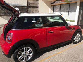 Mini Cooper Chilli Red