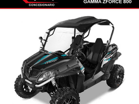 Gamma Zforce 800 0km Entrega Inmediata No Polaris Rzr