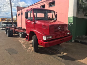 Mercedes-bens 1621 6x2 Ano 1990 No Chassi