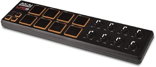 Imagen 1 de 6 de Controlador Midi  Lpd8, Controlador Con Tambor Usb Ultraport