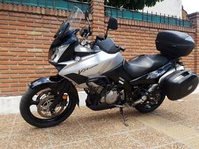 Suzuki Dl V Strom 1000 Con Accesorios Permuto Qr Motors
