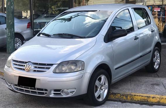 Volkswagen Fox 1.6 Comfortline 5 P 2007