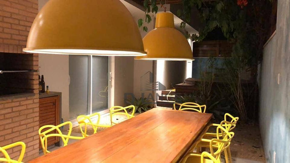 Casa Com 3 Dormitórios À Venda, 170 M² Por R$ 680.000,00 - Condomínio Campos Do Conde Ii - Paulínia/sp - Ca13408