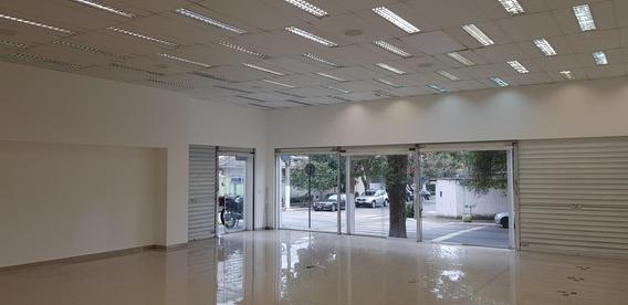 Loja E Salão 350 Metros Campo Belo - Lo0553