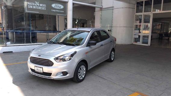 Ford Figo 2016 4p Figo Impulse Tm A/a W/defroster 4 Ptas