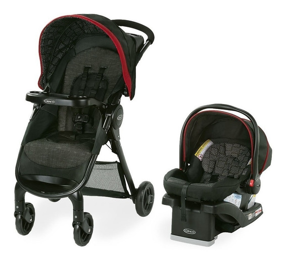 Coche Travel System Fast Action Se Hilt Graco