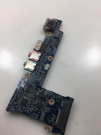 Placa De Audio P2 + Usb Netbook Acer Aspire One 532h Series