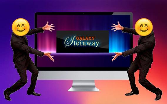 Librería De Piano - Galaxy Steinway (pc//mac)
