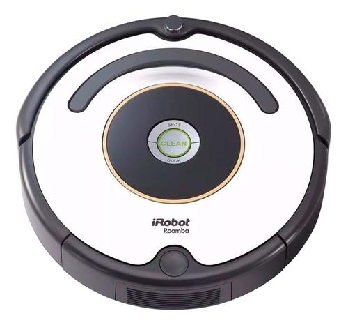 Imagen 1 de 2 de Aspiradora robot iRobot Roomba 621 blanca 220V