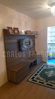 Vila Gumercindo-anexo À Chácara Inglesa - Lindo Apartamento - Cf19340