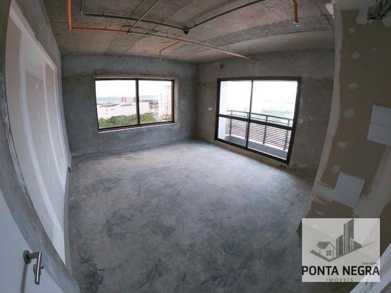 Sala À Venda E Locação, 36 M² - Ponta Negra - Manaus/am - Sa0051
