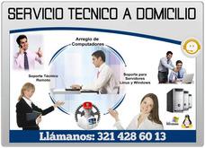 Servicio Tecnico Pc Laptop Domicilio Cali (regional Valle)