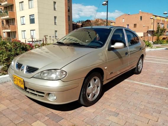 Renault Mégane Automatico 2006