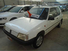 Peugeot 205 Gl 1997 Blanco Financiamos!!