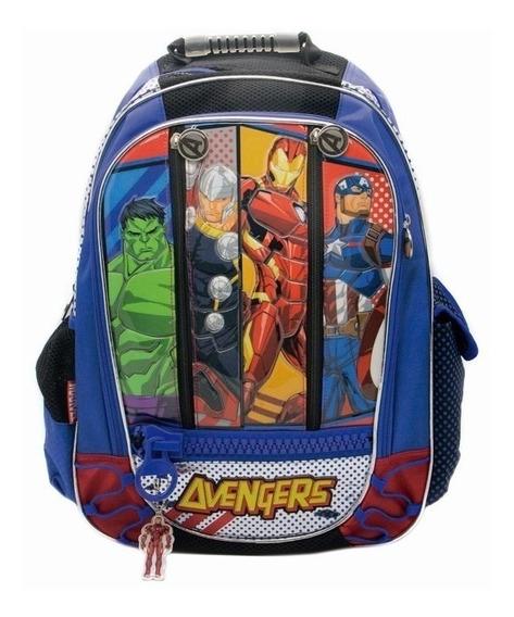 Mochila Espalda Avengers 18 Pulgadas Cresko