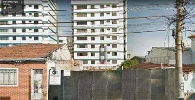Terreno À Venda, 200 M² Por R$ 585.000 - Vila Prudente - São Paulo/sp - Te0148
