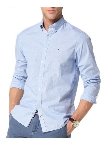 Camisa Para Hombre Mangas Cortas Y Largas. Oferta!