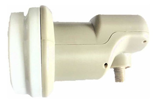 Lnb Simple Universal 0,1 Db Ruido Hd