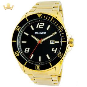 Relógio Magnum Masculino Ma33077u Com Nf