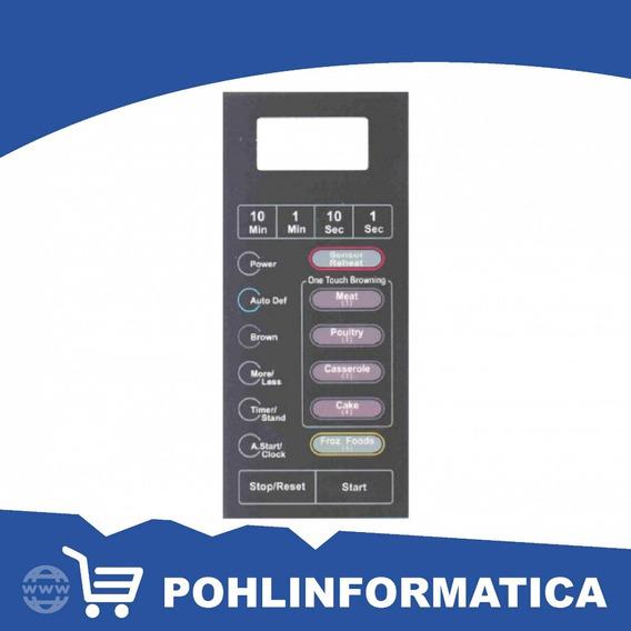 Membrana Microondas Panasonic Nn 6880