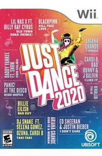 Just Dance 2020 Juegos Wii Mario Zelda Smash Fifa