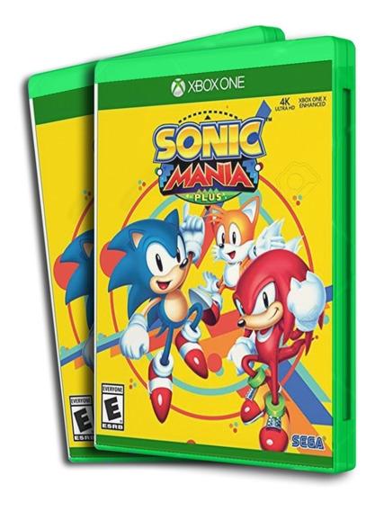 Sonic Mania Plus Xboxone