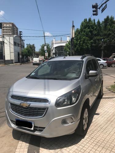 Chevrolet Spin Lt 5as C/gnc Excelente Estado ,permuto