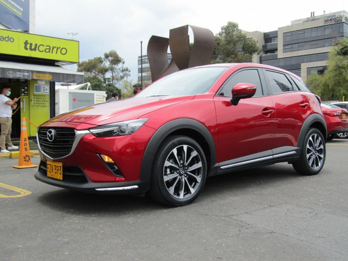 Mazda Cx3 At 2000 Grand Touring