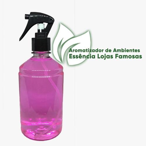 Aromatizador De Ambientes, Cheiro De Lojas Famosas 500ml