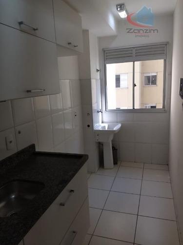 Apartamento Com 2 Dormitórios À Venda, 50 M² Por R$ 270.000,00 - Vila Santa Rita De Cássia - São Bernardo Do Campo/sp - Ap0492