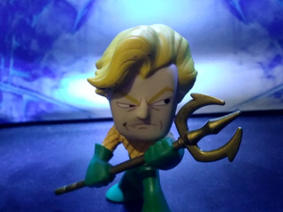 Aquaman - Dc Comics - Funko Mystery Mini - Sheldortoys