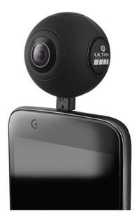 Camara 360 Para Android Ultra 360x1 - Audiomobile