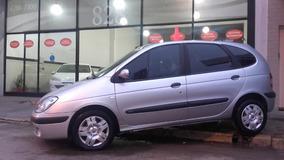 Renault Scenic 1.6 Confort Plus Full 2009 Gris