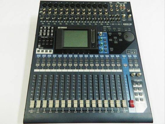 Mesa Yamaha 01v96 Com 32 Canais De Verdade