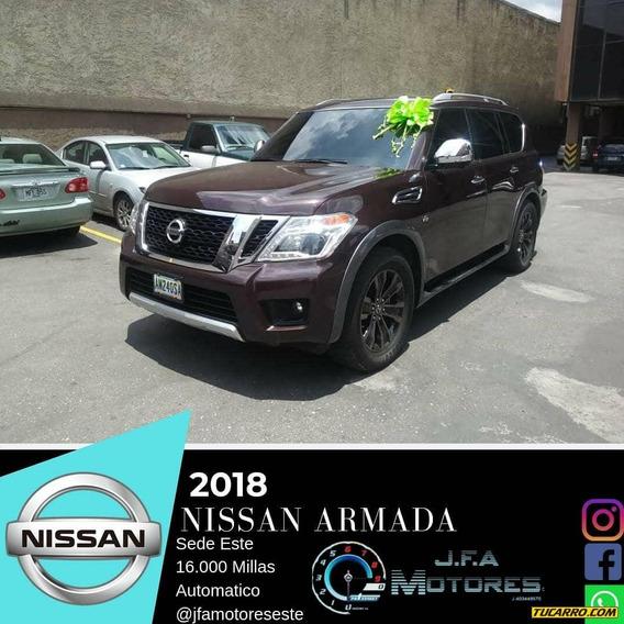 Nissan Armada .