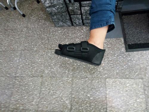 Zapato Post Operatorio Adaptable Ambos Pies
