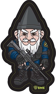 Patch Firefighter Gnome