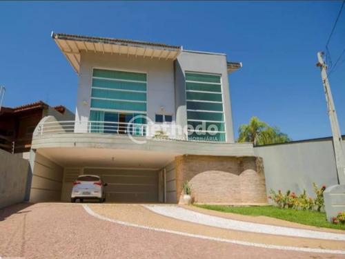 Casa Venda Condominio Bairro Das Palmeiras Hípica Campinas Sp - Ca00724 - 68947926