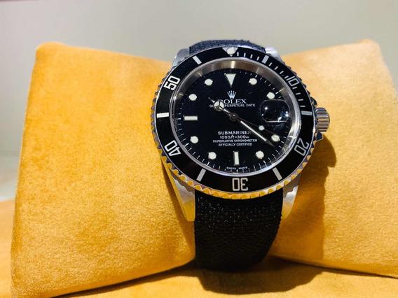 Rolex Submariner Original Todos Los Servicios De Agencia