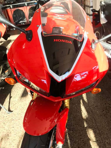 Honda Cbr 600 Rr 0 Km