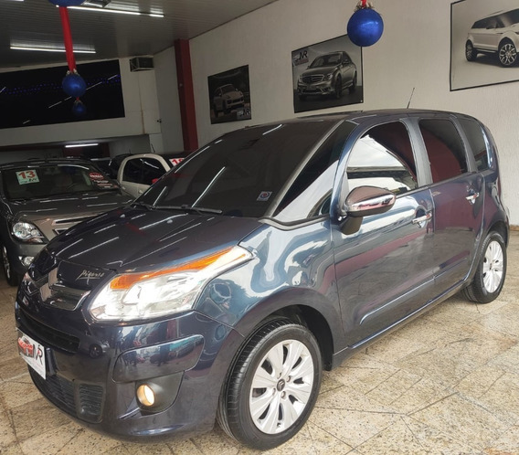 Citroen C3 Picasso 1.6 Flex Exclusive 2014 Baixa Km