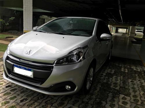 Peugeot 208 2020 1.6 16v Active Pack Flex Aut. 5p