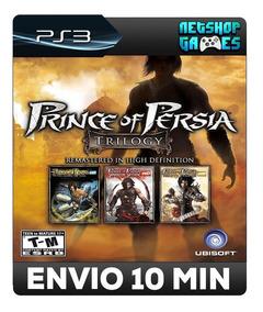 Prince Of Persia - Classic Trilogy Hd - Psn Ps3 - Promoção