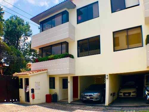 Nicolás San Juan Casa En Condominio En Renta