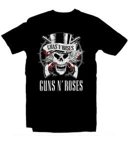 Playeras Guns N Roses Guns And Roses -15 Modelos Disponibles