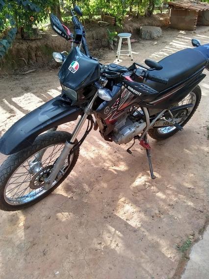 Yamaha Xtz 125 Ano 2005