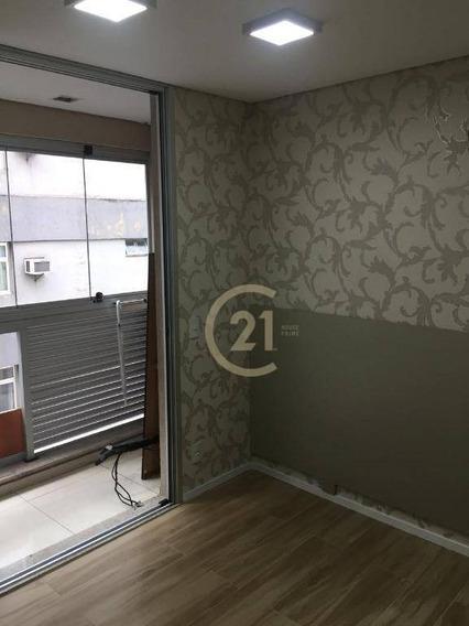 Studio À Venda, 22 M² Por R$ 350.000 - Cerqueira César - São Paulo/sp - St0308